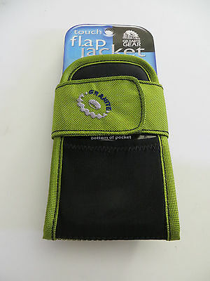 Granite Gear Flap Jacket MP3 player holder attach to straps fits 2016 ipod touch