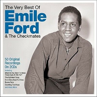Emile Ford & the Checkmates - Very Best of [New CD] UK - Import
