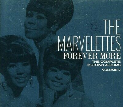 The Marvelettes - Forever More: The Complete Motown Albums, Vol. 2 [Boxset] [New