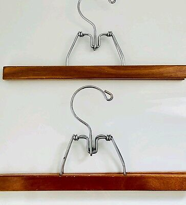 Vintage trousers hangers set of 3Pre owned good condition