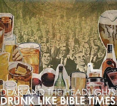 Dear and the Headlig - Drunk Like Bible Times [New CD] Digipack Packaging