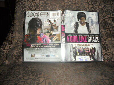 Girl Like Grace 043396487529 (DVD 2016) Find your Place young adolescent Bullied