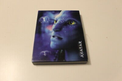 Avatar (Blu-ray Disc, 2010,t, Extended Collectors Edition) MISSING DISC DVD