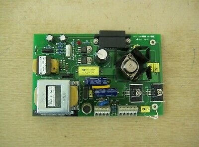 USI United Sciences Teledyne 1003-1700-01 Power Supply PCB Circuit Board Used