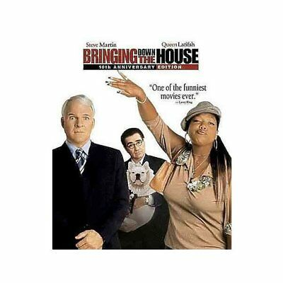 Bringing Down the House: 10th Anniversary Edition [Blu-ray],New DVD, Betty White