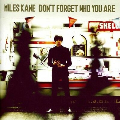 Miles Kane - Don't Forget Who You Are: Deluxe Edition [New CD] Asia - Import