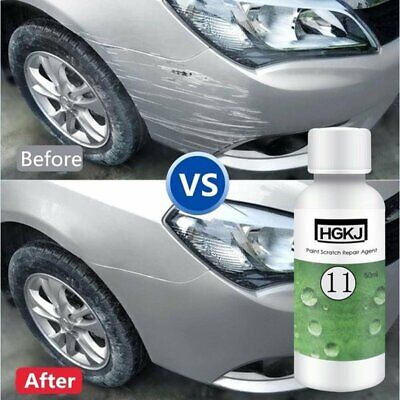 1pc Car Paint Scratch Repair Remover Agent Coating Wax Grinding Polishing Liquid