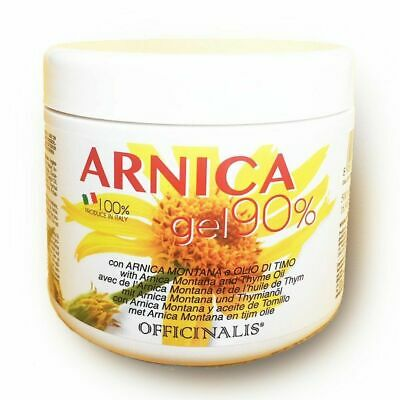 Officinalis Arnica Gel 90% 500 ml Contro Traumi Distorzioni Infiammatorio .