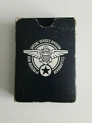 Vintage World War ll US Navy Recognition Aircraft and Ships Cards (48 Cards).