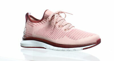 477d259f3607 REEBOK WOMENS PRINT Smooth 2.0 Pink Running Shoes Size 9.5 (192602 ...