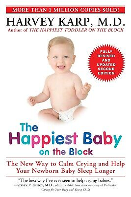 The Happiest Baby on the Block by Harvey Karp (2015, eBooks)