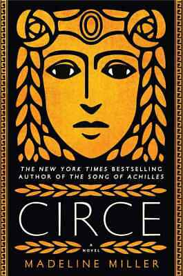 Circe (#1 New York Times bestseller) by Madeline Miller (2018, eBooks)