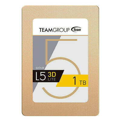 Team Group L5 LITE 3D Solid State Drive (SSD) 2.5'' 1000 GB Serial ATA III