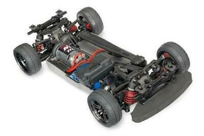 Traxxas 4tec 2.0 Seulement Chassis (sans Batterie Chargeur Karo ) Tw 1:10 200mm