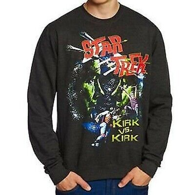 Star Trek Kirk Vs Kirk Sweatshirt