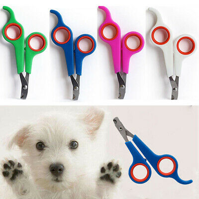 Pet Nail Clippers for Dog Cat Rabbit Grooming Claw Trimmers Scissors Cutter Plac