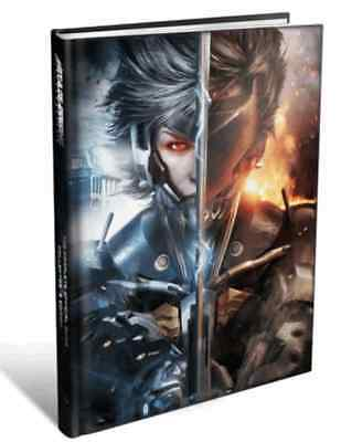 Metal gear rising Revengeance collectors edition strategy guide SEALED dents