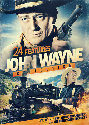 John Wayne Collection (The Serials)(Value Movi *new Dvd