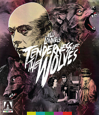 Tenderness Of The Wolves - 2 DISC SET (2015, Blu-ray New)