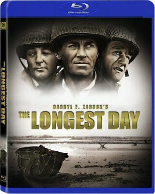 The Longest Day (Blu-ray Disc, 2009, 2-Disc Set)
