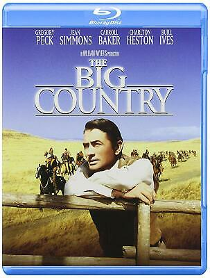 The Big Country (Blu-ray Disc, 2011)