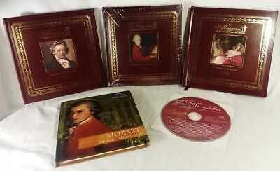 Lot of 3 CD's Masterpiece The Ultimate Classical Library plus 2 Bonus Items