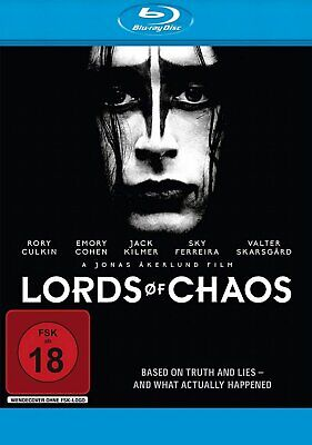 Vorbestellung: Lords of Chaos # BLU-RAY-NEU
