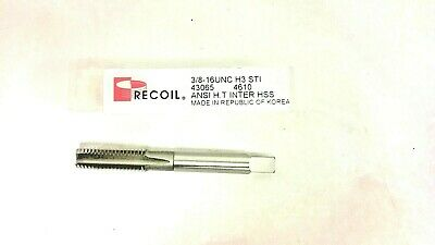 Recoil 43065 4610 3/8 116 UNC HSTI SPIRAL POINT TAP 43065