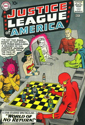 Justice League Of America Volume One Complete Digital Collection On Dvd