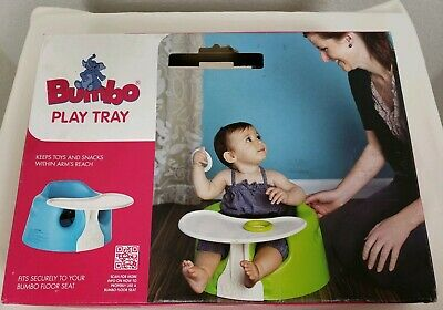 Bumbo Play Tray Toys Snacks Children Toddler Floor Seat Kids Babysitter