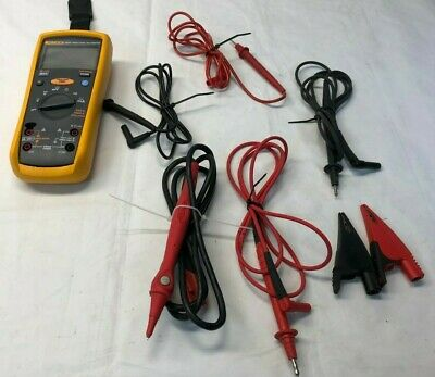 FLUKE 1577 Insulation Multimeter Insulation Tester 500V & 1,000V. CAT IV 600V
