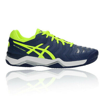 Asics Mens Gel-Challenger 11 Tennis Shoes Blue Sports Breathable