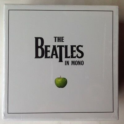 The Beatles In Mono Box Set (CD 13 Discs) Limited Edition Original NEW AUTHENTIC