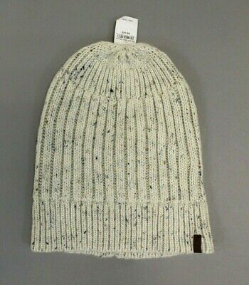 348fcf0825e American Eagle Outfitters Unisex Heather Knitted Beanie Hat SI4 White One  Size