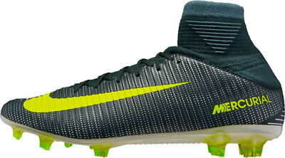 Nike Mercurial Veloce Cr7 Df Godasses de Football Fg Hommes UK 7 Us 8 Eu 41 Ref