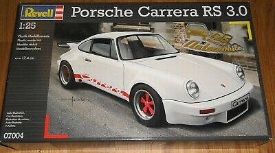 Revell Porsche Carrera RS 3.0 125 YEARS OF AUTOMOBILE 1:25