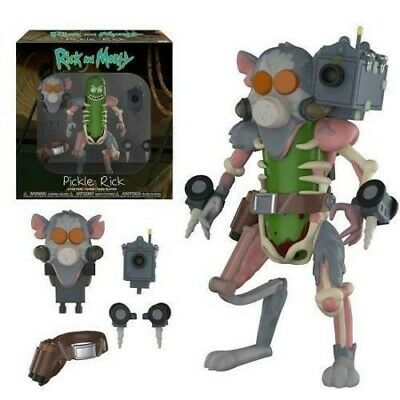 Funko Pickle Rick Action Figure Rick & Morty Toy Adult Swim IN STOCK