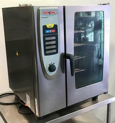 Rational 10 Tray Combi Oven Model: SCC 101
