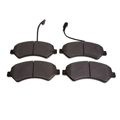 Front Right Left Brake Pad Set 4x Replacement Pads - Brembo P61118