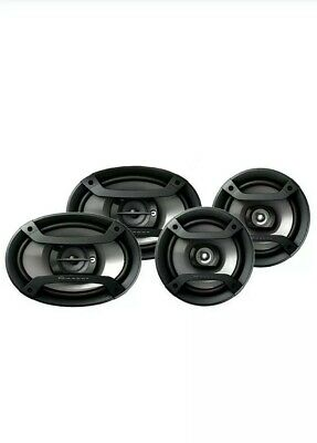 """Pioneer TS-695P 6x9"""" 3 Way and TS-165P 6.5"""" 2 Way Speakers brand new but w/o box"""