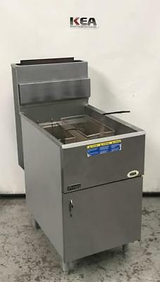 Pitco Gas Deep Fryer  Model:  65C+S