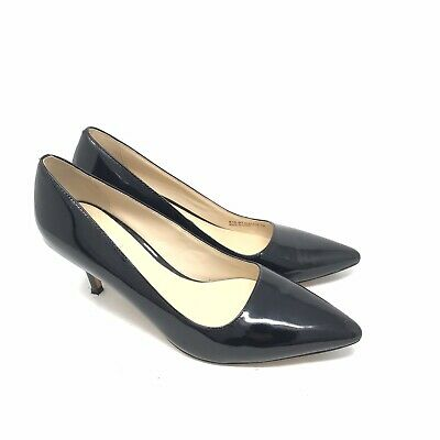 0891240943ea Cole Haan Shoes Size 7 Womens Black Bradshaw Pump Heels Patent Pointy Grand  OS