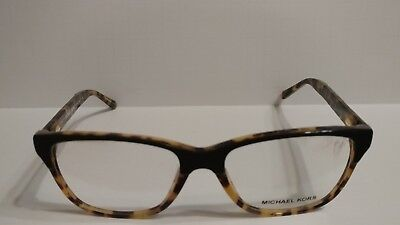 ac740736794d NEW MICHAEL KORS Mk 4044 Bree 3260 Gray Havana Authentic Eyeglasses ...