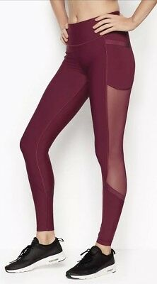 1e79395ae6670 NEW KNOCKOUT BY VICTORIA SECRET SPORT TIGHT With Pockets SZ M.S - Kir