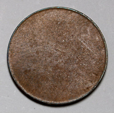 New Zealand NZ Pattern 1 Cent ND 1967 By the British Royal Mint RARE Coin