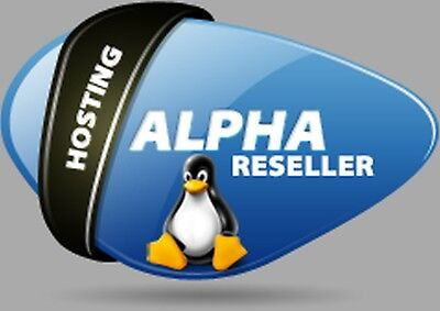 UNLIMITED Alpha Master Hosting for 1 Year, FREE SSL, FREE IP, FREE WHMCS