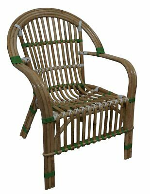 Colony Chair- Green/White