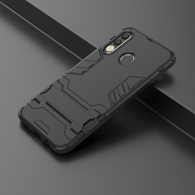 For Huawei P30 P30 lite Heavy Duty Shockproof Hybrid Kickstand Tough Case Cover