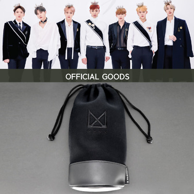 MONSTA X OFFICIAL Goods LIGHT STICK POUCH + Free shipping with Tracking Number