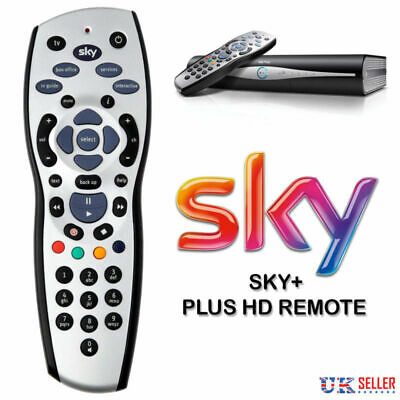 Brand New + Plus HD Box Remote Control GENUINE Sky + Plus HD remote Control